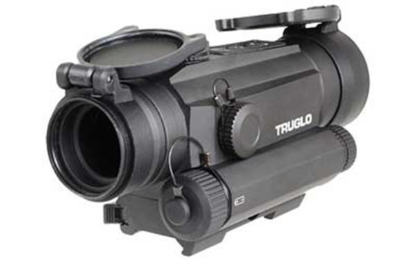 TRUGLO TRU-TEC 30MM RED-DOT RED LSR