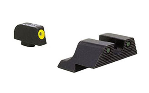 TRIJICON HD XR NS FOR GLK 9/40 YELL