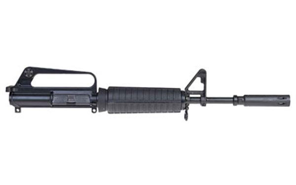 "TROY GAU UPPER 12.25"" 5.56 BLK"