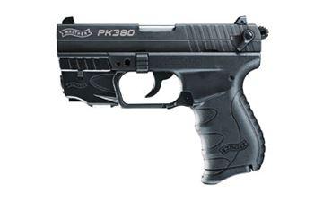 "WAL PK380 380ACP 3.6"" BL W/LASER"