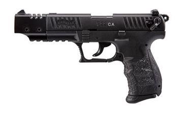 "WAL P22 22LR 5"" BLACK TRGT 1-10RD CA"