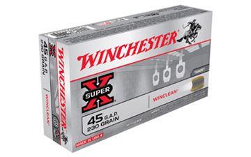 WIN SPRX WINCLEAN 45GAP 230GR 50/500