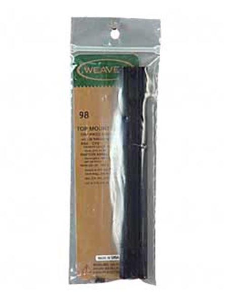 WEAVER #98 1PC RAPTR ARMS/REM 700 LA