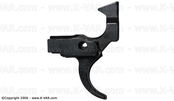 Trigger for stamped receiver (AK-74), Single Catch, East German