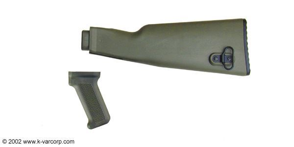 OD Green Buttstock/Pistol NATO US Made