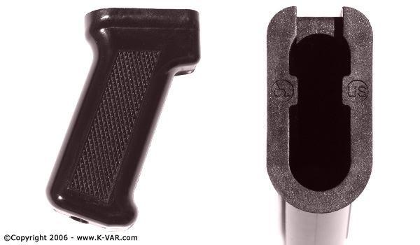 Plum Shiny Pistol Grip US Made