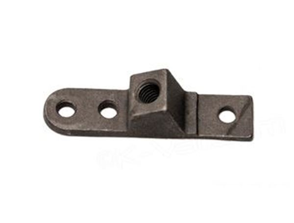 Threaded block, nut for pistol grip, for milled receiver, Arsenal Bulgaria