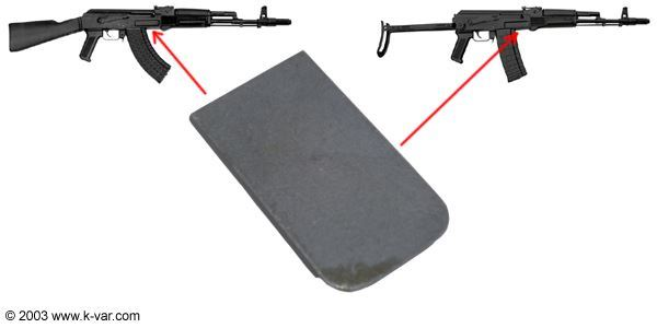 Floor Plate for Milled Receiver