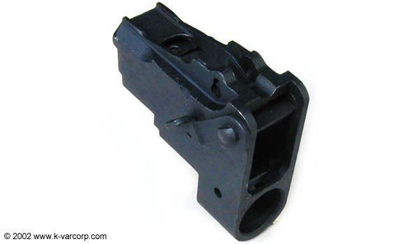 Rear Sight Block Assembly with Lock Lever
