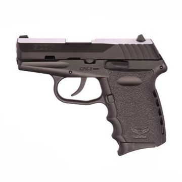 SCCY CPX-2 CB 9 mm Compact Pistol CPX2CB