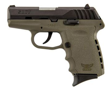 SCCY CPX-2 CBDE 9 mm Pistol (Flat Dark Earth)