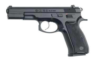Picture of CZ 75 B Black .40 S&W Pistol - 01120