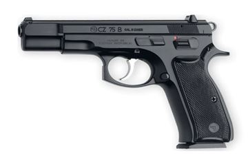 Picture of CZ 75 B Black 9 mm Pistol - 01102