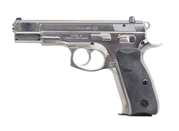 Picture of CZ 75 B High Polished Stainless – 9 mm Pistol - 91108