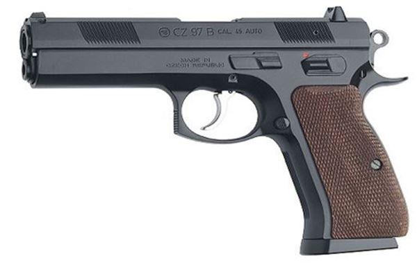 CZ 97 B .45 ACP Pistol - 01411