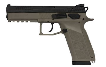Picture of CZ P-09 9 mm FDE Night Sights Pistol - 91630