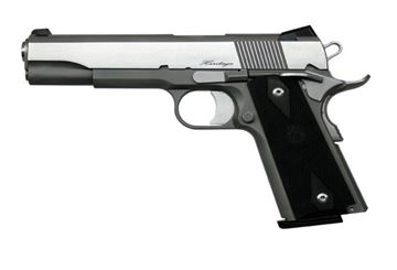 Picture of Dan Wesson Heritage RZ-45 Stainless Steel Night Sights Pistol - 01981