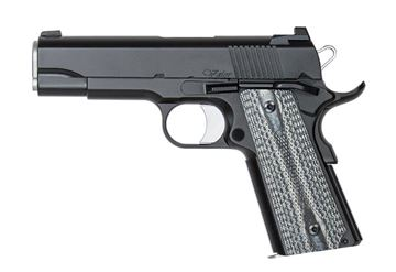 Dan Wesson Valor Commander Black 9 mm Pistol - 01875