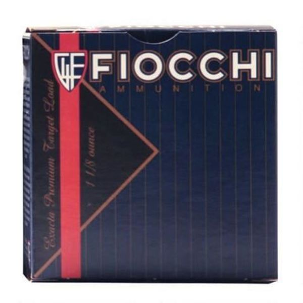 Fiocchi 12 Gauge 2 3/4 1oz High Velocity Slugs (8 Boxes of 10 round)