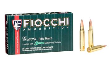 Fiocchi .223 Remington 77 Grain HPBT MK (Box of 20 Round)