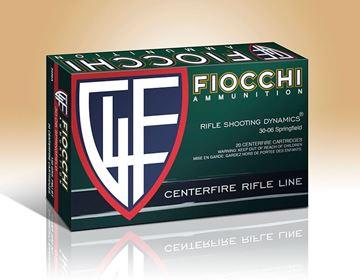 Fiocchi .30-06 Springfield 150 Grain FMJBT Ammo (Box of 20)