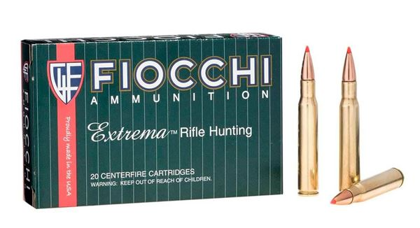 Fiocchi .30-06 Springfield Extrema SST Polymer Tip 150 Grain (Box of 20)