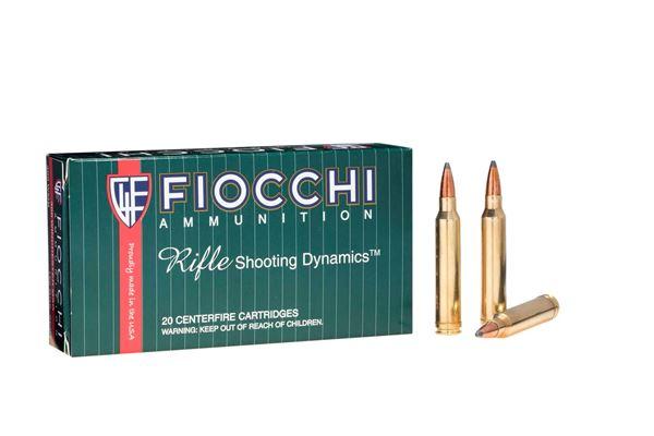 Fiocchi .300 Winchester Magnum 150 Grain Interlock BTSP