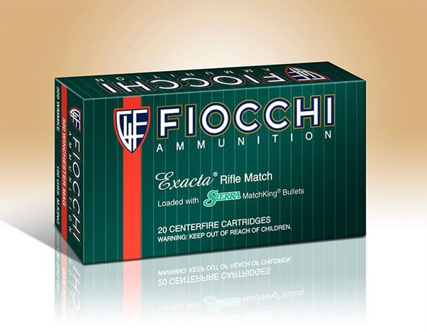 Fiocchi .300 Win Mag 190 Grain HPBT MK Ammo (Box of 20)
