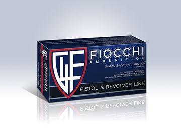 Fiocchi .380 Auto Pistol Shooting Dynamics 95 Grain FMJ Ammo (Box of 50 Round)