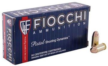 Fiocchi .45 ACP 230 Grain Complete Metal Jacket (Box of 50 Round)