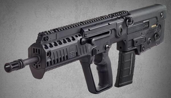 Tavor X95 Flattop 5.56 Caliber Bullpup Rifle  (CA Compliant)