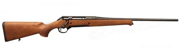 Merkel R15 RH .308 Caliber Rifle with Wood Stock