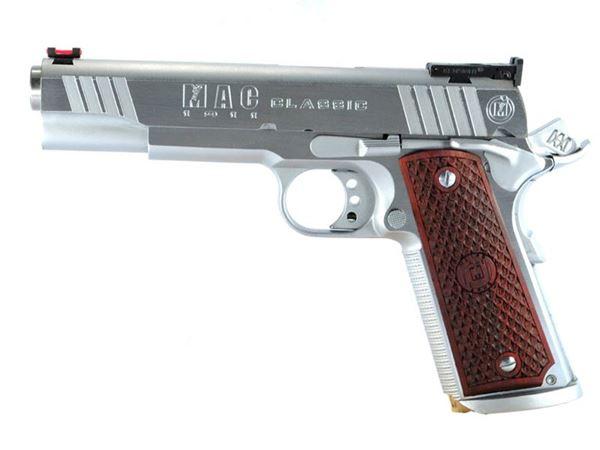 Metro Arms 1911 .45 MAC 1911 45 Classic Hard Chrome