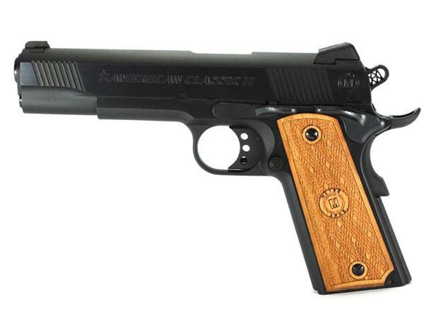 """Metro Arms 1911 .45 American Classic II 1911 5"""" blue"""