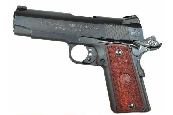 Metro Arms American Classic Commander 9 mm Deep Blue Pistol
