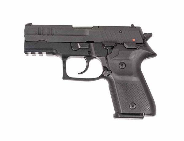 Rex Zero 1CP Compact Black 9mm Pistol