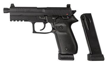 Rex Zero 1T Standard Size Tactical Black 9mm Pistol