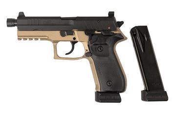 Rex Zero 1T Standard Size Tactical FDE 9mm Pistol