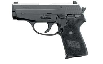 Picture of Sig Sauer P239 .357SIG Caliber Pistol (Black Nitron Finish, SLITE Night Sights)