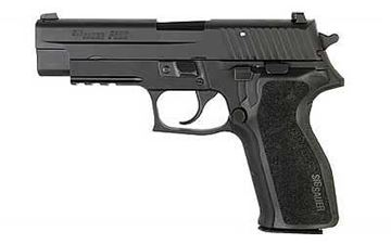 Picture of Sig Sauer E26R-9-BSS P226 E2 Pistol 9mm Caliber, 4.4 inch, 15 rounds, Black Night Sights