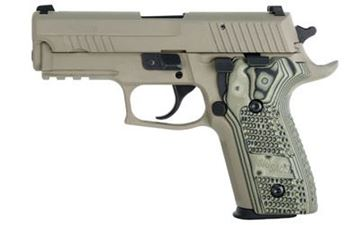 Picture of Sig Sauer P229 Scorpion - 40 S&W (E29R-40-SCPN)