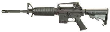 Windham Weaponry WW-15 MPC .223 Remington/5.56 NATO Semi-Automatic Rifle in Black - RIT2234TCA