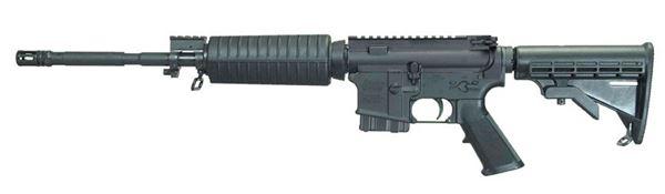 Windham Weaponry R16M4FTT-762 SRC AR-15 Rifle 7.62x39 mm 16 inch 30 Round Black