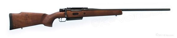 M808 Rifle .308 Winchester, Single Adjustable Trigger, Oiled Finish Walnut Stock, Bolt Action, 5 Round