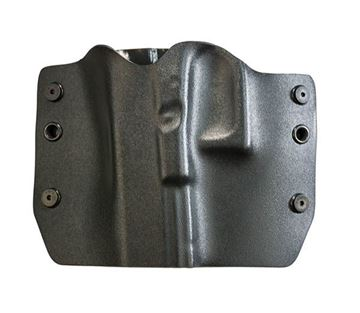 Bullseye Holster OWB RH for Glock 19/23
