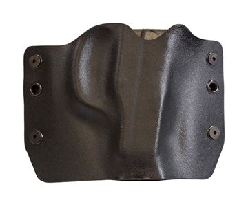 Picture of Bullseye Holster OWB RH for Ruger LC9 w/Crimson Trace