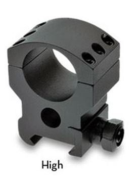 Picture of Burris Optics 420164 Xtreme Tactical Picatinni Style Rail 30 mm (1.18 inch) Rings, High 3/4 inch Height