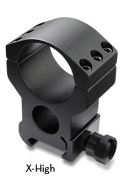 Picture of Burris Optics 420166 Xtreme Tactical Picatinni Style Rail 30 mm (1.18 inch) Rings, XHigh 1 inch Height, Two Rings