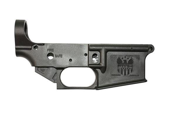 FMK AR-1 Extreme AR-15 Multi Caliber Polymer Lower Receiver Black