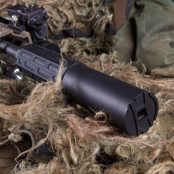 GEM-ONE Silencer 7 62 Compact Titanium, incl  5/8x24 Thread Mount NFA